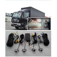 Buy cheap Car 360 Bird View Parking System With Rear View Cameras , Auto Reverse Camera product