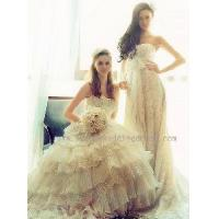 Buy cheap Wedding Dress&Wedding Gown (MA10136) from wholesalers
