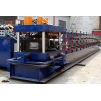 Buy cheap 11KW Main Power C Purlins Roll Forming Machine With Hydraulic / Manual Decoiler from wholesalers