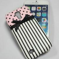 Buy cheap Pu Leather Cell Phone Case With Printing Craft and Lanyards from wholesalers