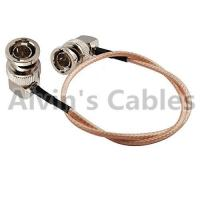 Buy cheap Blackmagic RG179 Coax BNC Right Angle Male to Male Cable for BMCC VIDEO Camera from wholesalers