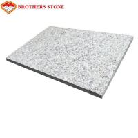 Buy cheap 1st Grade Honed G603 Granite Slabs Grey Paving Stone Slab Good Resistance To Corrosion from wholesalers