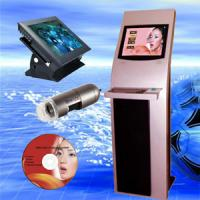 Buy cheap Multi Function facial skin analyzer machine for Skin Sensitiveness And Age Test from wholesalers