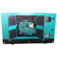 Buy cheap Prime Power Silent Type Cummins Diesel Genset Three Phase 380-480V 50Hz from wholesalers
