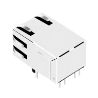 Buy cheap Through Hole 10BASE 100BASE RJ45 PCB Connector RMS-001L-08A0-GY product