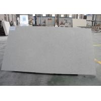 Buy cheap Starfish Cream White Quartz Countertop Slabs With Gold Shining No Dirt Absorption from wholesalers
