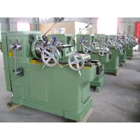 Buy cheap rebar thread machine, steel thread machine, pipe thread machine from wholesalers
