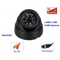 Buy cheap High Sensitivity 1080P Vehicle Mounted Cameras / Auto Video Camera Long Life Time product