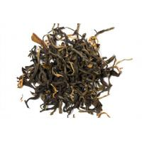 Buy cheap Hair Care Golden Yunnan Black Tea , Double - Fermented Black Gold Tea from wholesalers