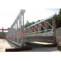 Buy cheap Pre-engineered Temporary Modular Bridge Lightweight Steel Overcrossing Project 200-type from wholesalers