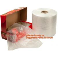 Buy cheap Plastic Bags, Poly Tubing, Layflat Polytubing, Gusseted, Merchandise Bags Die Cut Handle Bags Trash Can Liner Trash Bags from wholesalers