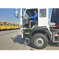 Buy cheap Construction Material Tipper Dump Truck 266- 336 HP Heavy Commercial Dump Truck from wholesalers