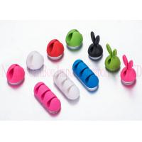 Buy cheap Plastic Desk Cell Phone Accessories Cable Management Clips Multifunctional from wholesalers