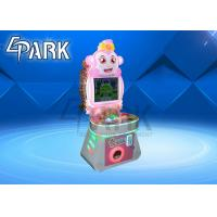 Buy cheap Attractive Arcade Dance Machine , Capsule Candy Bear Bouncy Ball Twisting Machine for Child from wholesalers