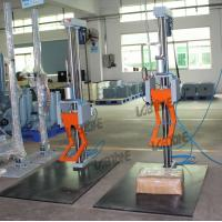 Buy cheap Simple Operation ISTA Packaging Drop Test Machine With Drop Height 2 Meter from wholesalers