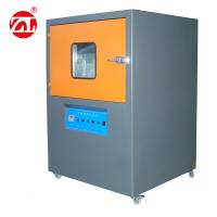 Buy cheap High Temperature Battery Testing Machine PLC Man - Machine Interface Control from wholesalers