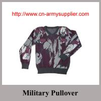Buy cheap China Military Sweater from wholesalers