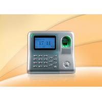 Desktop Fingerprint Time Attendance System With USB Charge biometric attendance machine