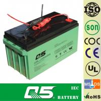 Buy cheap 12V AGM-Solar-Gel-Deep-Cycle battery from wholesalers