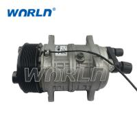 Buy cheap Powerful Truck AC Compressor , TM15 Universal Compressor For Refrigerated Truck 12V from wholesalers