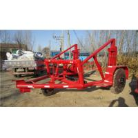 Buy cheap Cable Reels  Cable Drum Carrier Trailer  cable reel carrier trailer product