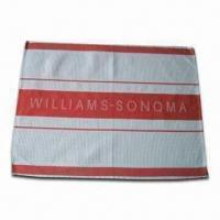 Buy cheap Kitchen Towel, Waffle Weave, Made of 100% Cotton, Various Sizes are Available from wholesalers