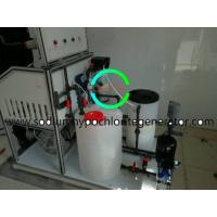 Buy cheap Sodium Hypochlorite Generator Brine Electrolysis For Hosptial Disinfection from wholesalers