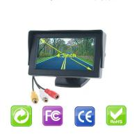 Buy cheap Full color 4.3 inch Digital Car LCD monitor Reversing System from wholesalers