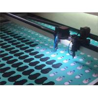 Buy cheap Two Heads Laser Cutting Machine Stuffed Plush Toys Teddy Bear Automatic Feeding from wholesalers