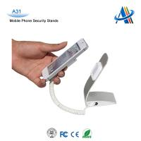 Buy cheap Security solutions for merchandise display,retail mobile display security stand alarm for cell phone from wholesalers