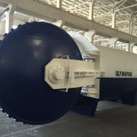 Buy cheap High Quality Glass Lamination Pressure Vessel Autoclave For Laminated Glass product