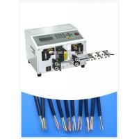 China Automatic Type Wire Cutting And Stripping Machine 0.1-9999MM Cut Length 220V/110V on sale