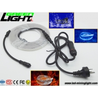 Buy cheap 5050 Smd Flexible Led Strip Lights 110-240V DC Waterproof IP68 Red Led White Light from wholesalers