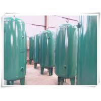 Buy cheap High Pressure Air Compressor Buffer Replacement Tank Low Alloy Steel Material product