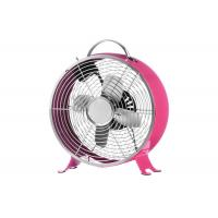Buy cheap 9 Retro Table Fan With Two Speeds Knob Switch 2 Speed Control 50Hz 25W from wholesalers