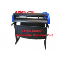 Buy cheap DC Servo Plotter Sticker Cutting Machine , Vinyl Cutter Plotter Printer With Contour Cut from wholesalers