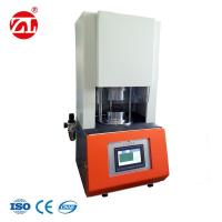 Buy cheap Non - Rotor Rheometer Rubber Testing Machine Single - Chip Control / Lab Used from wholesalers