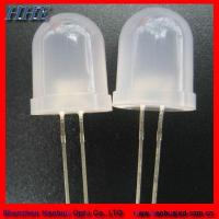 Buy cheap 10mm Round 2pins DIP LED (RoHS) product