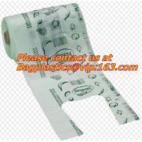 Buy cheap T-shirt Bags, Vest Bags, Shopping Bags, Plastic Bags, Carry bags, Carrier, Singlet, LD, HD from wholesalers