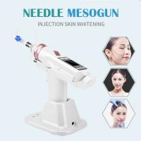 Buy cheap High Pressure injection Meso Gun Mesotherapy EZ injection with negative pressure vacuum machine Rejuvenation from wholesalers