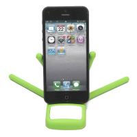 Buy cheap Portable Octopus Silicone Rubber Mobile Phone Holders with Flexible Copper Lines Inside from wholesalers