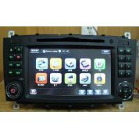 Buy cheap Excellent Car DVD GPS Navigator for Mercedes C-Class W203 from wholesalers