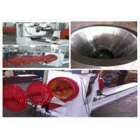 Buy cheap Wire Mesh Filter Cylinder Wedge Wire Screen Machine 6000MM Lenghth from wholesalers