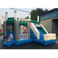 Buy cheap Safety Air Flap Commercial Bouncy Castle , Inflatable Jump House Easily Putting Up from wholesalers