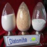 Buy cheap Functional Filler Diatomite Earth DE White Kieselguhr Powder STE-DE90 from wholesalers