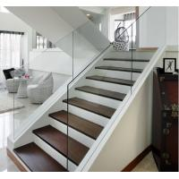 Buy cheap cheap smooth prefinished walnut stair treads from wholesalers