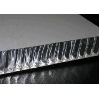 Buy cheap Lightweight Honeycomb Panels 0.03 mm Aluminum Honeycomb Core Sandwich Panel from wholesalers