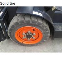 China XGMA Forklift attachment Solid Tires on sale