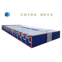 Buy cheap Modular Prefab Office Building Foldable Container House Anti Earthquake from wholesalers