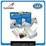 Buy cheap Premium Inkjet Printable Flexible Magnetic Sheet Environmental Friendly from wholesalers
